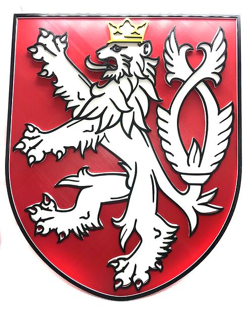 Znak Český Lev