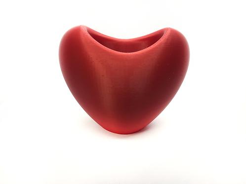 Srdce -Váza
