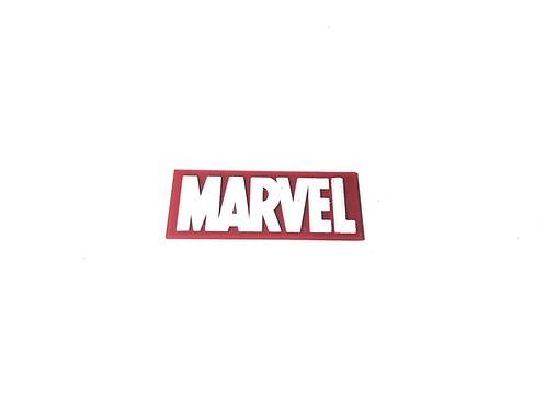 Nápis Marvel