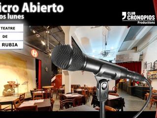 Micro Abierto