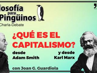 Filosofía para Pingünos: el Capitalismo