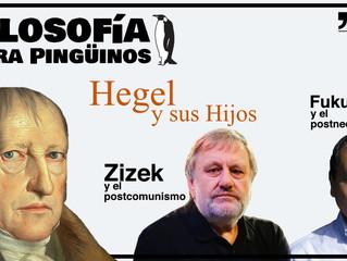 Filosofía para Pingüinos: Hegel y sus Hijos