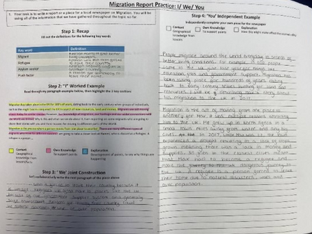 "WRAT CPD Blog – ""Less marking, more feedback."""