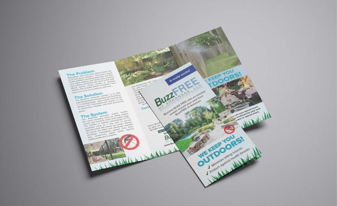 Brochure Inside & Folded