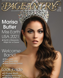 Pageantry Magazine Marisa Butler Spring