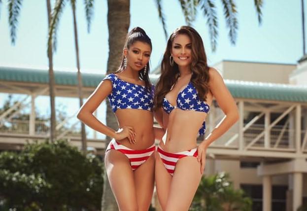 Katia and Marisa Swimwear Banner