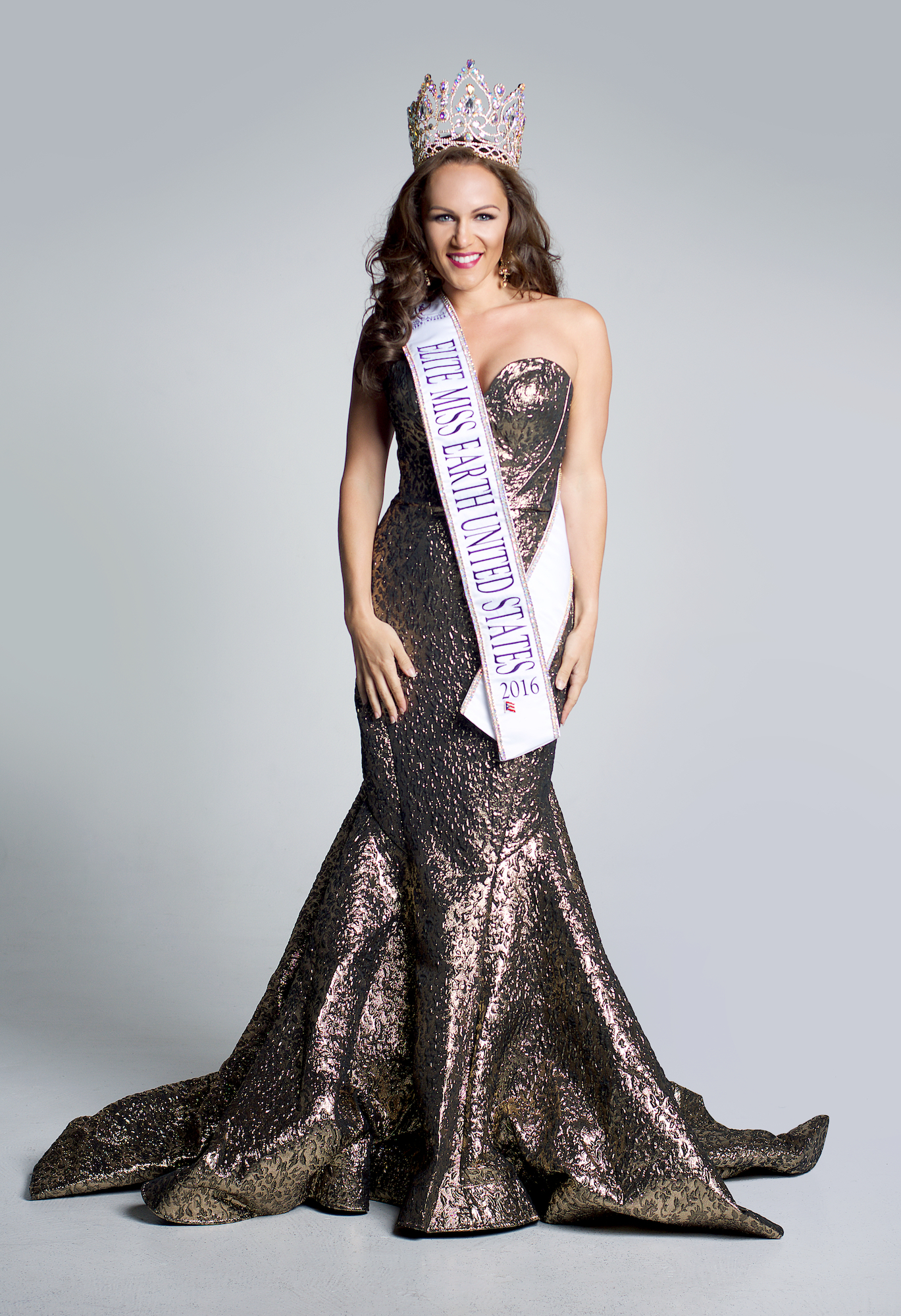 Elite Miss Earth United States Kristin Chucci