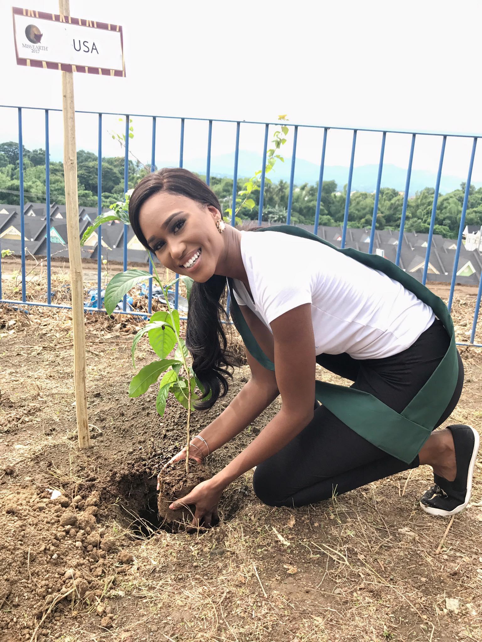 Andreia Tree Planting