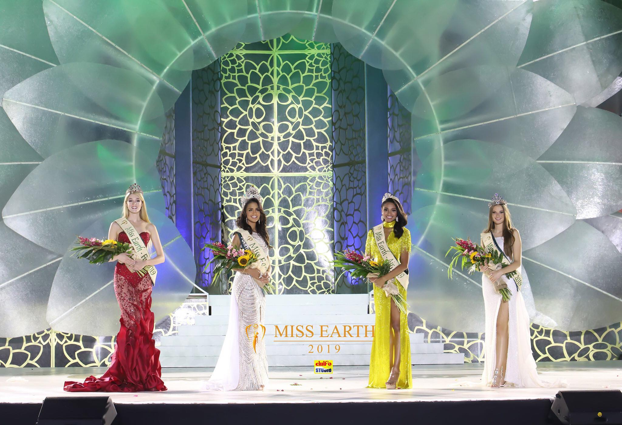 Miss Earth Top 4