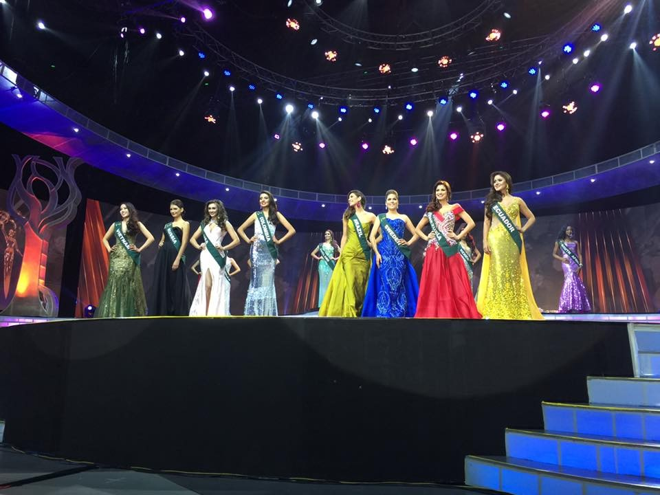 Miss Earth Stage Gown