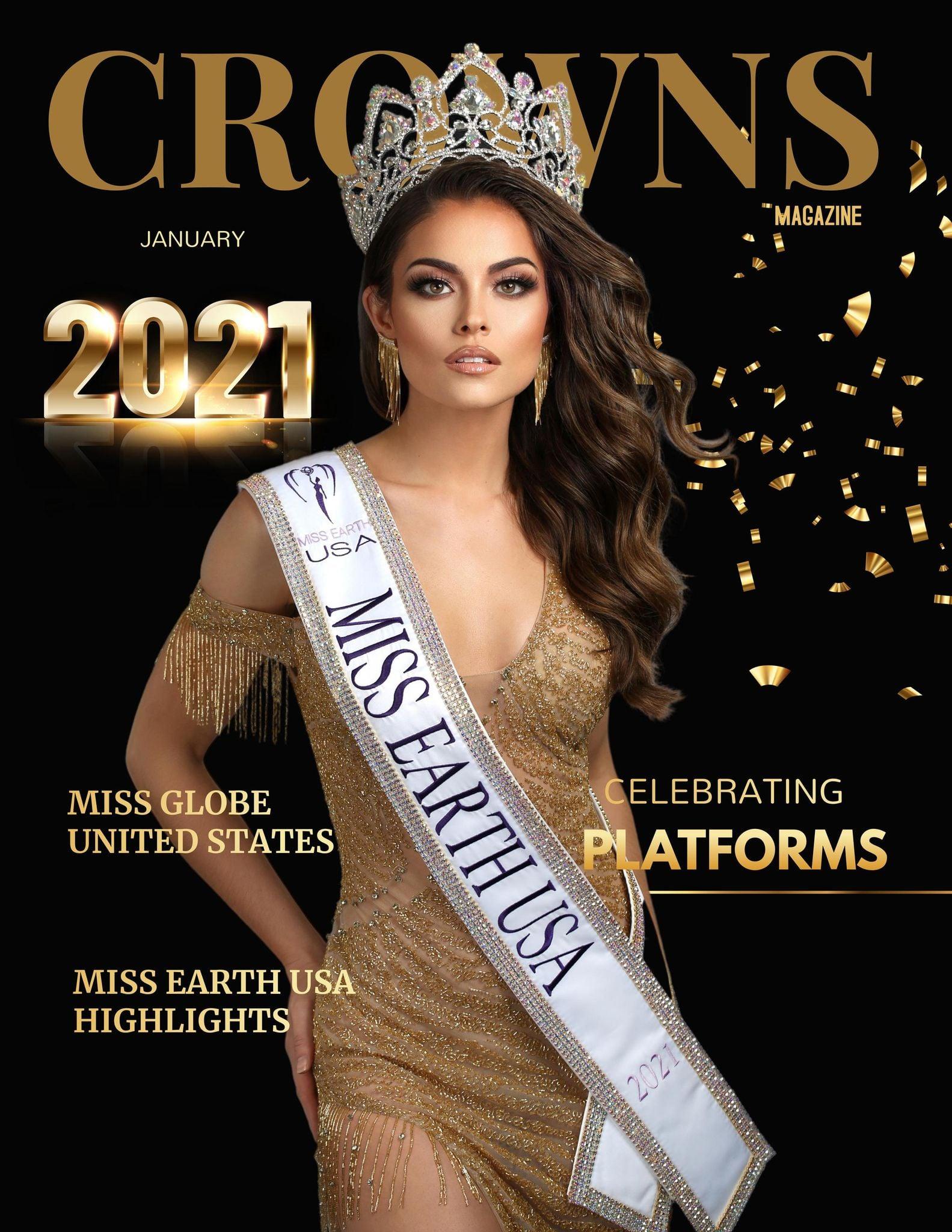 Crowns Magazine Marisa Butler 2021