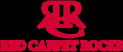 Red Carpet Rocks Full Logo