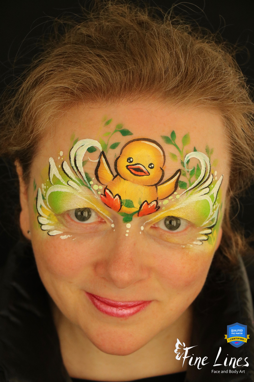 Spring mask design