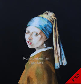 The Other Girl with the Pearl Earring