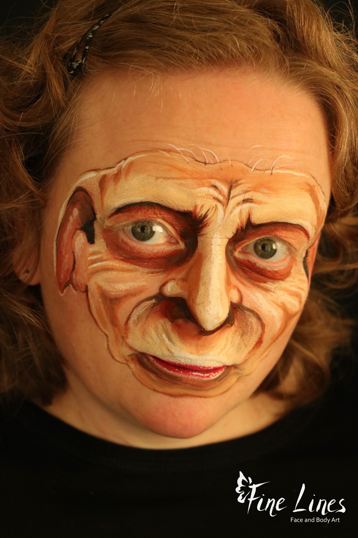 Dobby Gesichtsmalerei