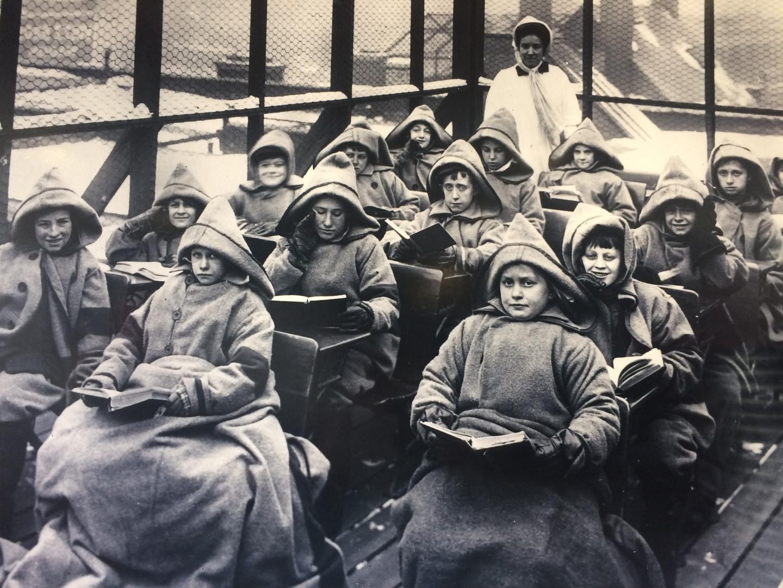 Outdoor schooling