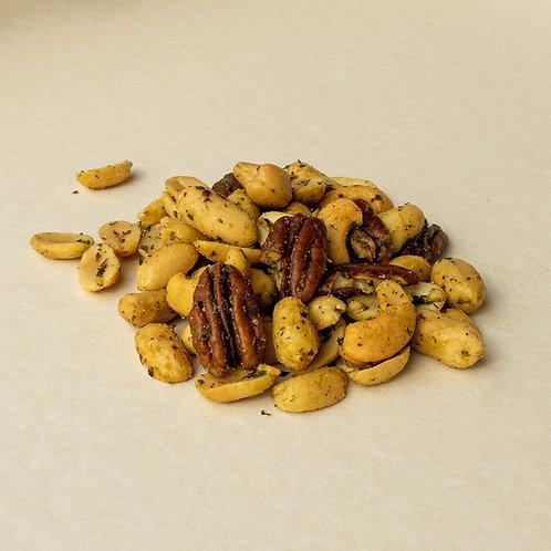 Kräuter mix geröstet mit Knoblauch 200 Gramm