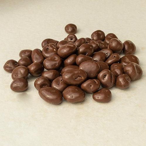 Rosinen in Milchschokolade 200 Gramm