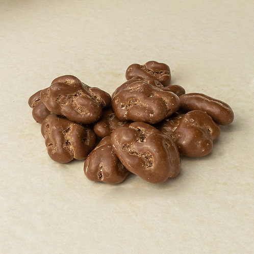 Walnüsse in Milchschokolade 200 Gramm