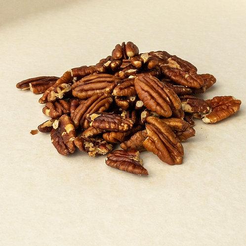 Pecannüsse geröstet ungesalzen 100 Gramm