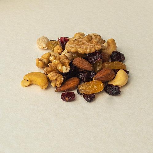 Cranberry mix geröstet ungesalzen 200 Gramm