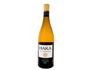 "Wine of the Month - June                         2013 HAKA ""Slow Waltz"" Viognier"