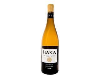 "Wine of the Month - June                         2013 HAKA ""Slow Waltz"" Viognier"