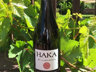 Wine of the Month - May 2013 HAKA Pinot Noir