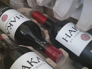 December's Wine of the Month: 2012 HAKA Petite Sirah
