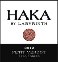 Wine of the Month - June 2012 HAKA Petit Verdot