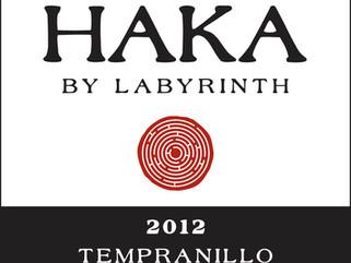 Wine of the Month - April 2012 HAKA Tempranillo
