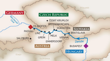 Cruise The Danube with Us in 2018!