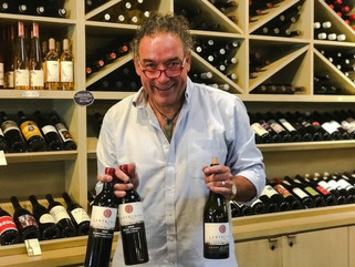 Rick Hill: Los Olivos Wine Merchant and Cafe featured winemaker