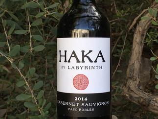 Wine of the Month - September                         '14 HAKA Cabernet Sauvignon