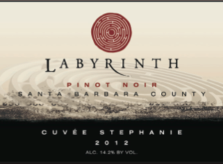Wine of the Month - November     Labyrinth Cuveé Stephanie