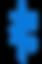 Logo Roch F tribale 01 resize bleu PNG.P
