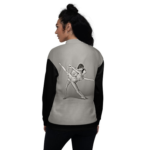"Étoile Ballet Theatre ""Dancers couple"" Unisex Bomber Jacket"
