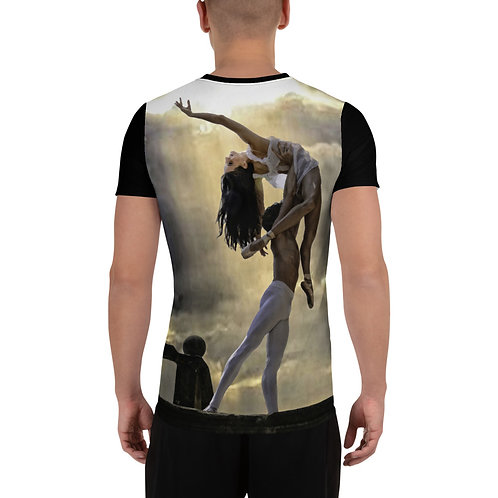"Étoile Ballet Theatre ""Romeo and Juliet"" Men's Athletic T-shirt"