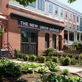 New Union Garage :: Washington, DC