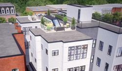 930 O! Street Roof Terraces
