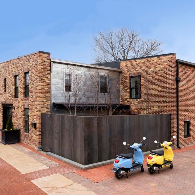 Cluss Court Car Barn :: Washington,DC