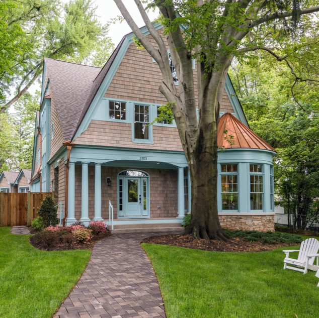 Custom Single Family Home :: Washington, DC