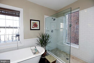 Master Bath, Before and afters, Custom homes, OPaL Homes