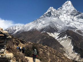 Everest: Day Four + Five