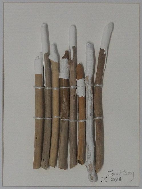 Driftwood White - Janet Casey
