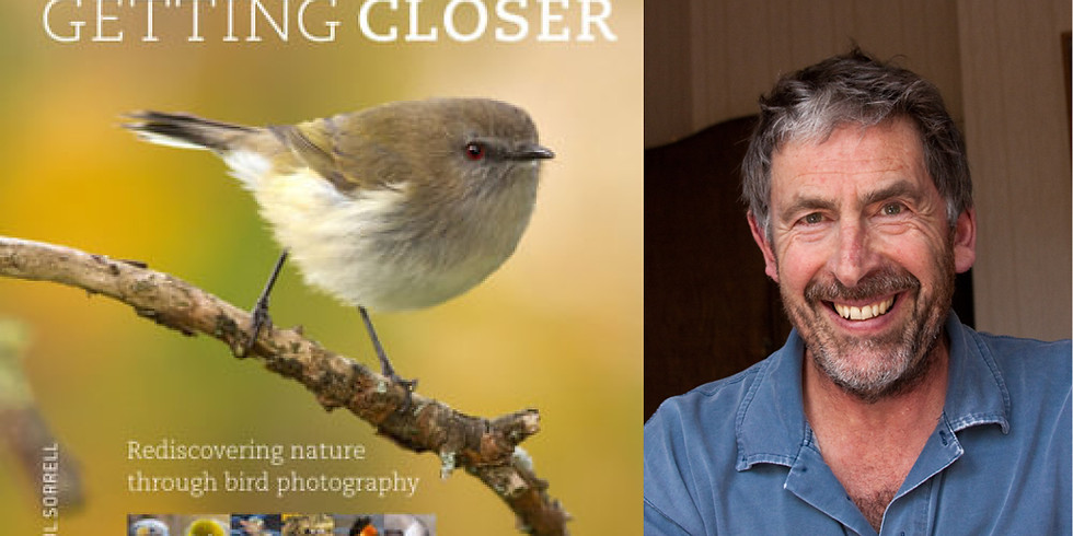 Getting Closer – Rediscovering Nature Through Bird Photography