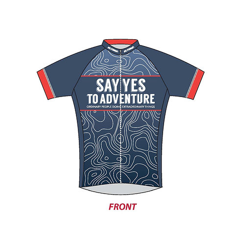 Team Cut Cycle Jersey
