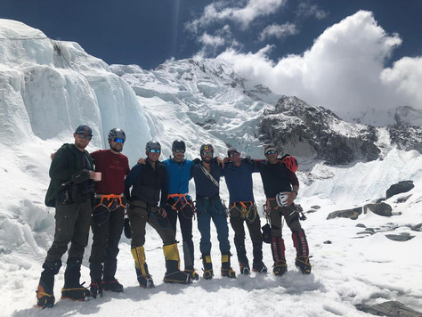 Everest: Day 10–18
