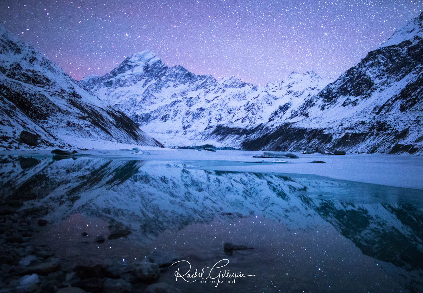 Hooker Lake Astro Night July 2017 with t