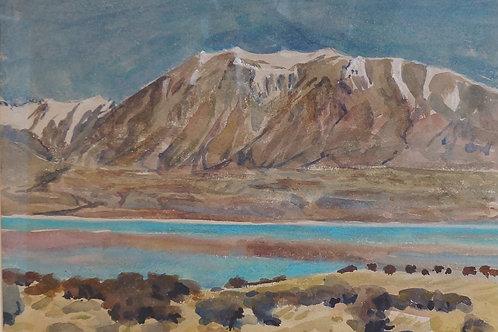 Lake Tekapo – Sally Hope